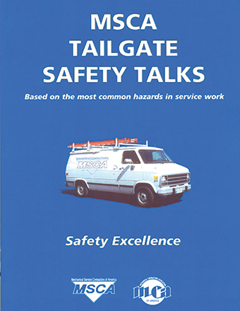 Tailgate Safety Talks for Service Contractors – Volume I