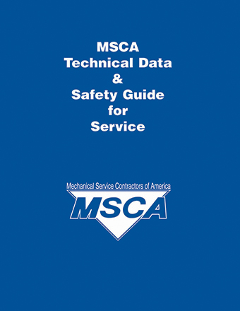 Technical Data and Safety Guide for Service