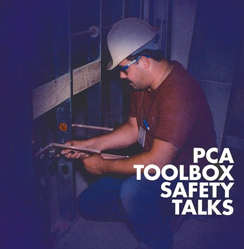 Toolbox Safety Talks for Plumbing Contractors