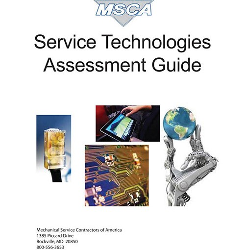 Service Technologies Assessment Guide
