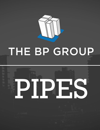 E. Robert Kent Award Winner PIPES is Now Available