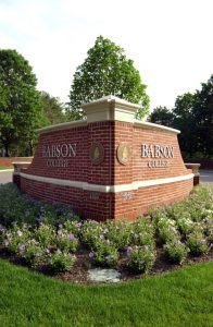 Babson Entrance