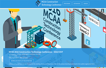 MCAA Construction Technology Conference Looks to the Future