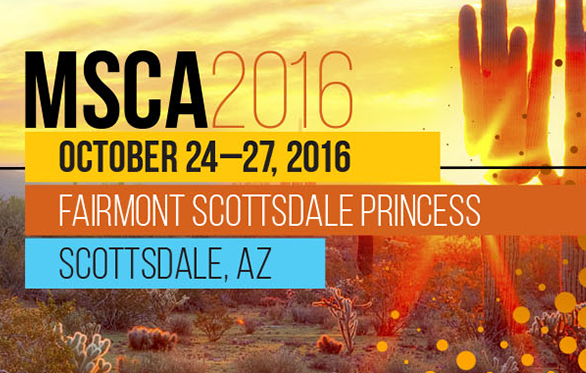 See What's Happening at MSCA 2016