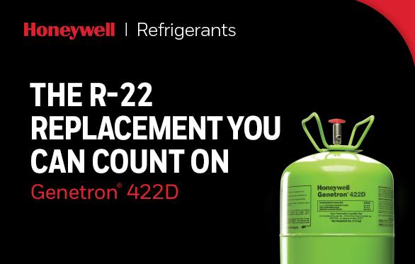 Honeywell Refrigerants - MCAA Virtual Trade Show