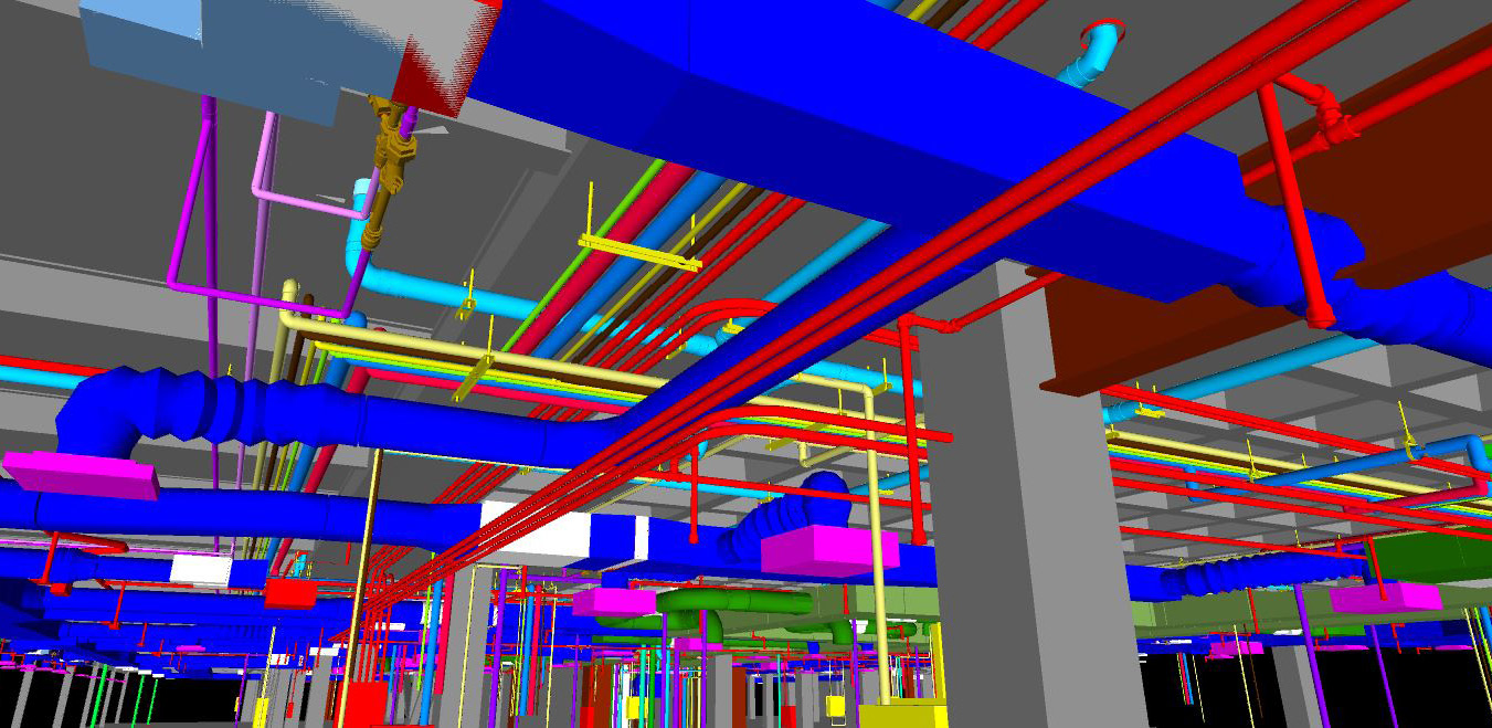 Gallo Mechanical had to design and fabricate carefully to avoid any mismeasurements or delays on the job at Loyola University's Monroe Hall. They succeeded by using TSI's Autodesk Fabrication and Building Data software.