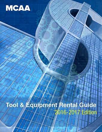 Get Your Copy of the New Tool and Equipment Rental Guide