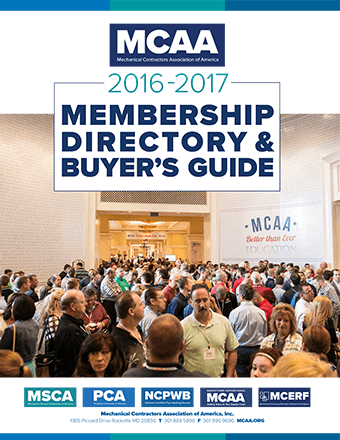 Check Out Our Downloadable Membership Directory & Buyer's Guide