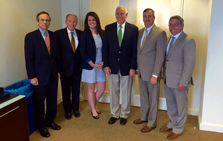 MCAA PAC and MCA of Eastern Pennsylvania Fundraising Event with House Candidate Patrick Meehan Focuses on Industry Issues