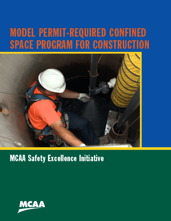 Model Confined Spaces in Construction Program
