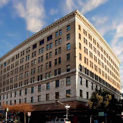 When they installed new Daikin chillers, NESM maintained the integrity of the historic T.W. Patterson Building—a high priority for the owners—while bringing 21st-century technology to bear on the cooling system.