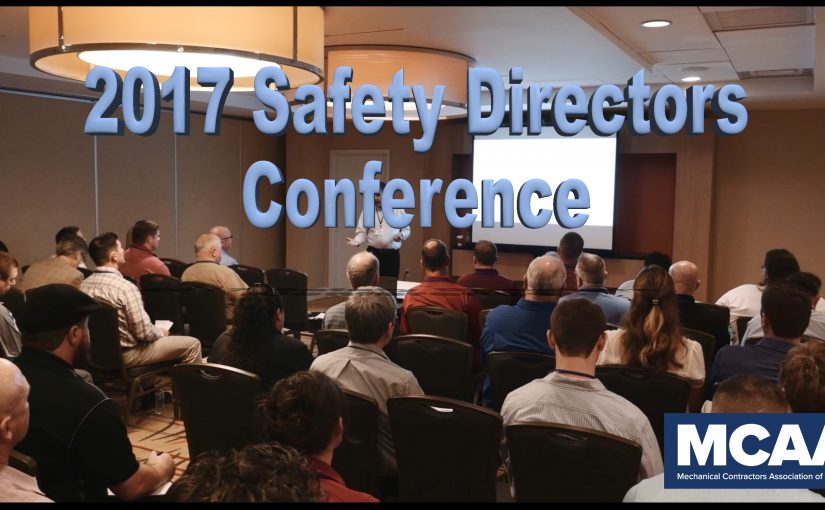 Watch Highlights from the 2017 Safety Directors Conference
