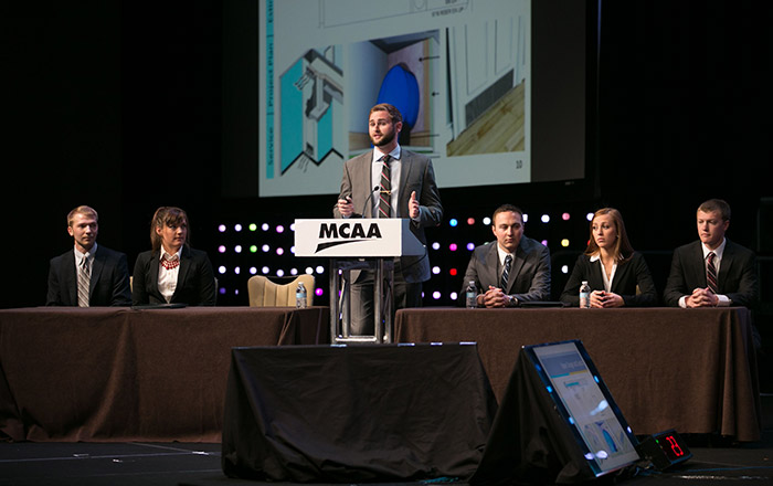 Learn a Thing or Two at the MCAA 2016-2017 Student Chapter Competition Finals