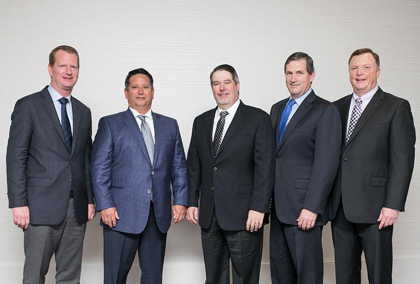 MCAA 2017 Executive Committee