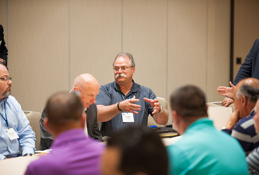 MCAA 2017 Roundtable Discussions