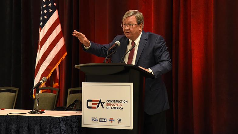 MCAA/CEA Legislative Conference Focuses on Key Issues