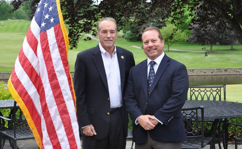 John W. Danforth Company Hosts Fundraiser for New York Congressman Chris Collins