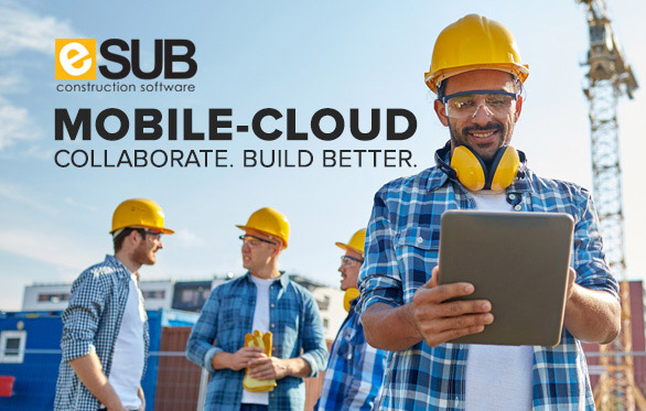 eSUB Construction Software - MCAA Virtual Trade Show