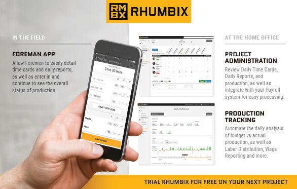 Rhumbix, Inc. - MCAA Virtual Trade Show