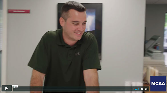 """MCAA's """"A Day in the Life of Ted"""" Video – A Must-See for College Students!"""