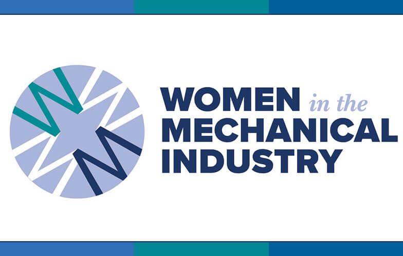 Women in the Mechanical Industry Logo