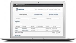 ServiceTrade Customer Portal