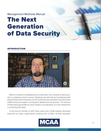 The Next Generation of Data Security