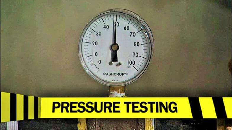 Safe Work Practices are Key During Pressure Testing Operations