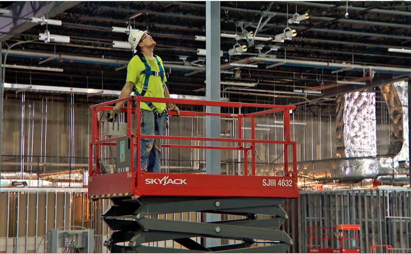 Give Construction Workers Quick Access to Safety Information