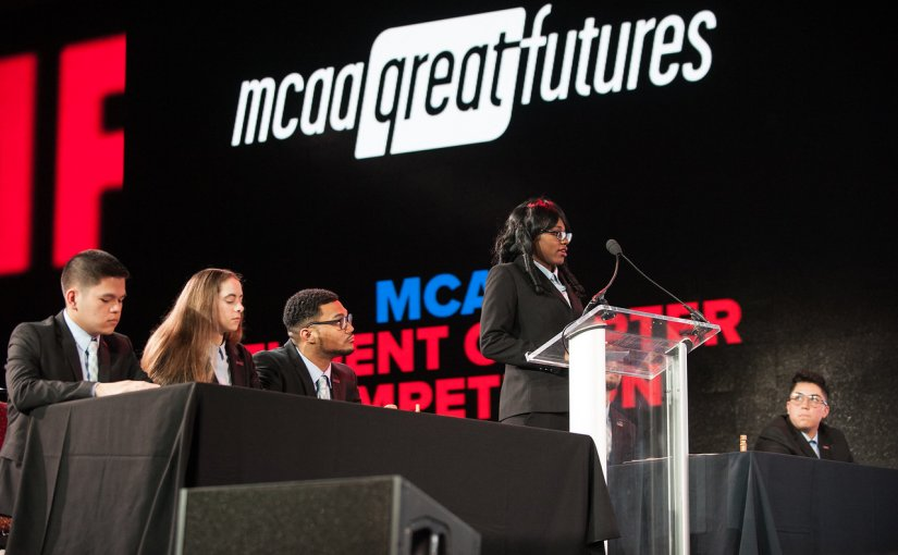Final Four Selected for MCAA's Student Chapter Competition