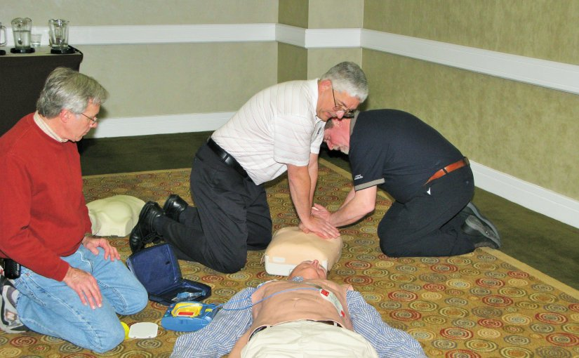 Become a Certified CPR/AED Instructor at MCAA's 16th Annual Safety Directors' Conference