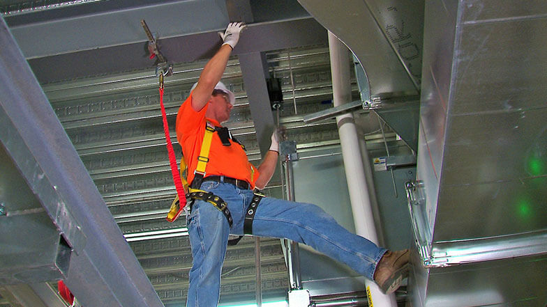 Need a Fall Protection Safety Program? Start with this Model!