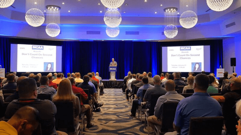 17 Educational Sessions Power MCAA's 2019 Safety Directors' Conference