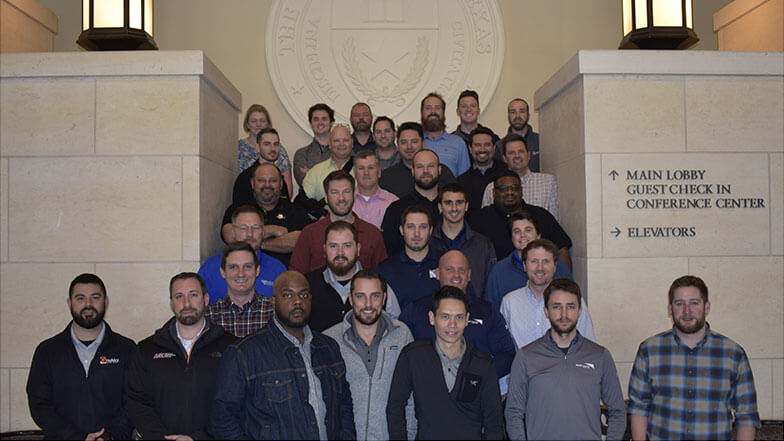 MCAA's Advanced Institute for Project Management Class 15 Graduates 32