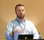 Britton Langdon presented at the 2019 NCPWB Technical Conference.