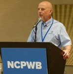 Dale Flood spoke at the 2019 NCPWB Technical Conference.