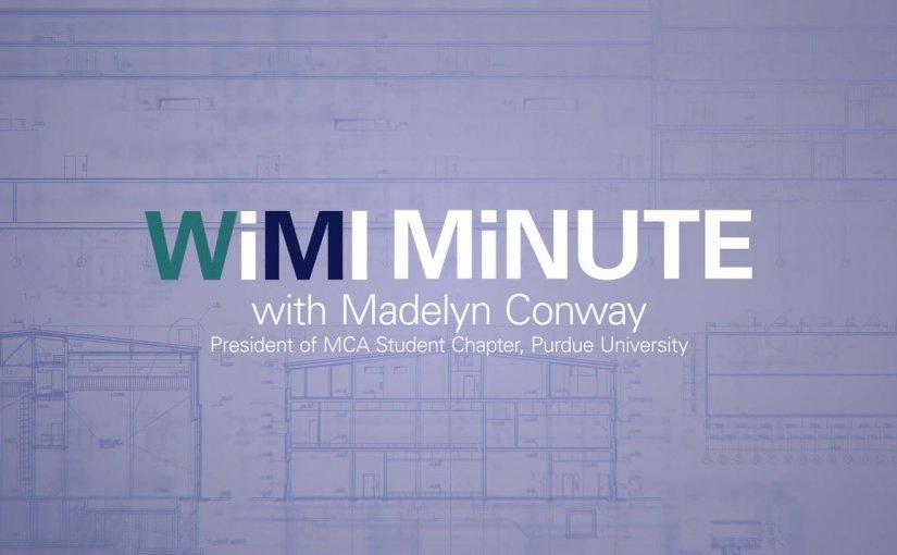 WiMI Minute – Meet the Women of WiMI: Tauhira Hoossainy