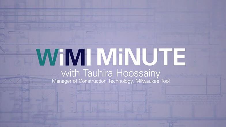 WiMI Minute - Tauhira Hoossainy