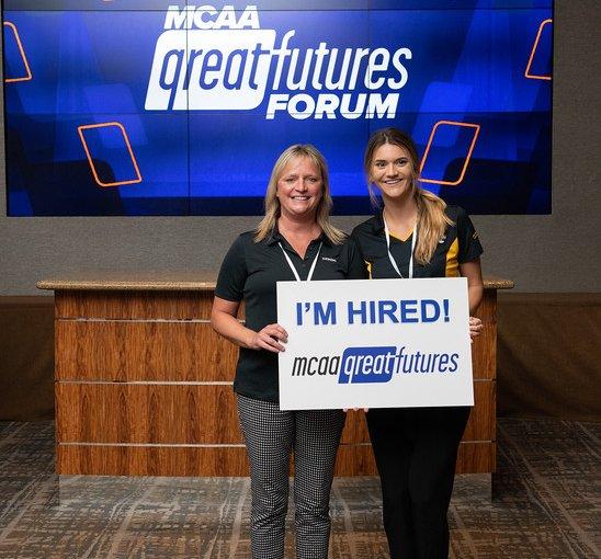 MCAA Members Find Success Hiring at GreatFutures Job Fair