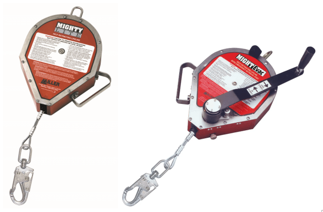 Honeywell Issues STOP-USE of Miller MightEvac and MightyLite Self-Retracting Lifelines