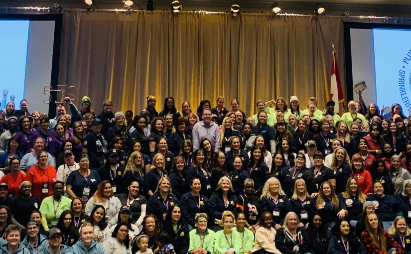 MCAA and WiMI Partner with the UA at Tradeswomen Build Nations Conference