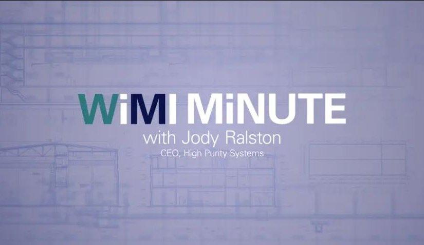 WiMI Minute – Meet the Women of WiMI: Jody Ralston