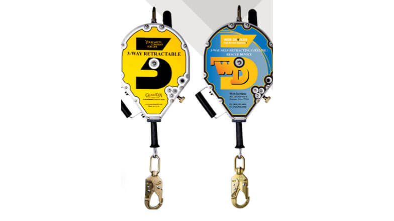 Guardian Fall Protection and Web Devices 3-Way Rescue and Retrieval SRL Product Recall