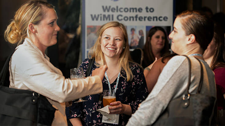 WiMI Mentor Program Educates and Inspires Industry Women