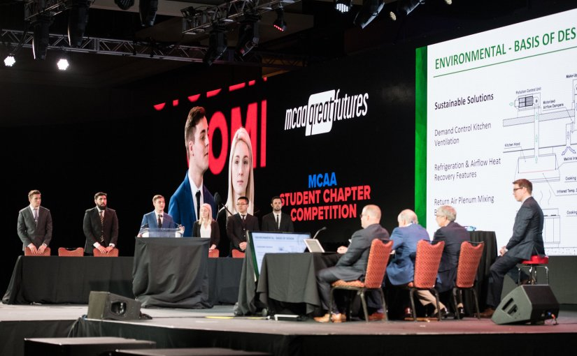 Student Chapter Competition Final Four Announced
