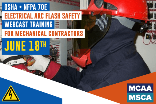 The Next Qualified Level Arc Flash Safety Training Webinars Scheduled for June 18, 2020