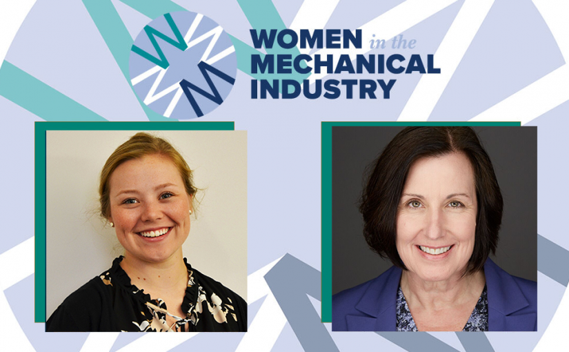 MCAA's WiMI Mentor/Mentee Program Continues to Go Strong – Introducing Kathy and Paige!