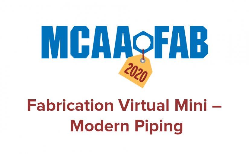 Fabrication Virtual Mini – Modern Piping