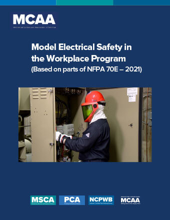Model Electrical Safety in the Workplace Program (Based on parts of NFPA 70E – 2021)