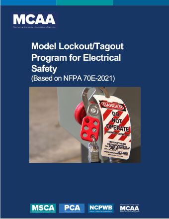Model Lockout/Tagout Program for Electrical Safety (Based on NFPA 70E-2021)
